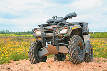 Квадро Тюнинг	Can-Am Outlander